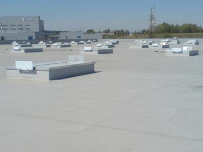 Dachy płaskie 1