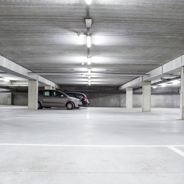 Parkingi podziemne