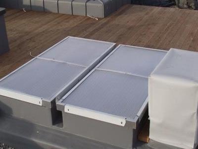 Dachy płaskie 12