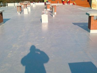Dachy płaskie 31