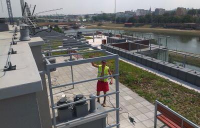 Dachy przemysłowe 1